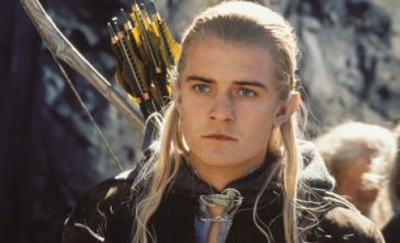 Orlando Bloom describes The Hobbit as 'wonderful family reunion'