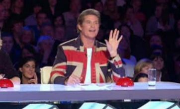David Hasselhoff insists he will return to Britain's Got Talent