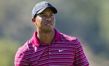 Tiger Woods attacked with hot dog on his PGA Tour comeback