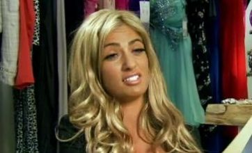 Chantelle Houghton fails to impress on Celebrity Come Dine With Me