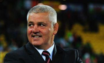 Wales warn rivals not to approach star coach Warren Gatland
