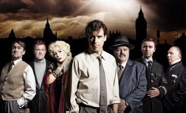 Comic Strip Presents…The Hunt For Tony Blair, Spy, Terry's Gilliam's Faust: TV picks