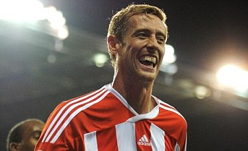 Peter Crouch and Marco Pierre White cook up a storm at Stoke City