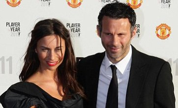 Stacey Giggs gets 'free' tattooed on her neck to celebrate split from Ryan Giggs