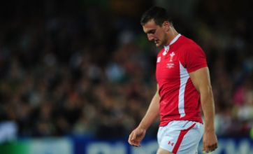 Leigh Halfpenny backs Wales captain Sam Warburton after RWC red card