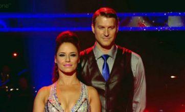 Strictly Come Dancing's Dan Lobb: Public saved Anton not Nancy Dell'Olio