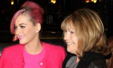 Katy Perry rubbishes marriage split gossip as she takes mother-in-law out