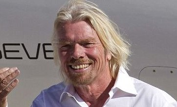 Sir Richard Branson: Virgin Galactic's Spaceport America is out of this world
