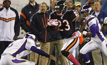 Devin Hester ready to electrify Wembley for Chicago Bears