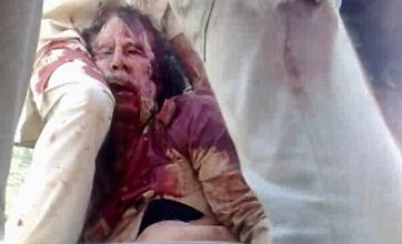Muammar Gaddafi dead: Syria 'must be next on the uprising list'