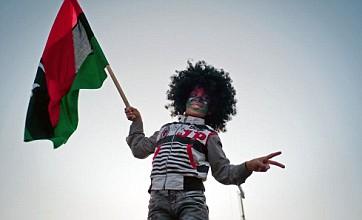 Violence in Syria and Yemen mars Libya's liberation from Muammar Gaddafi