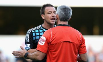 Chelsea's referee anger helped QPR in derby, says Shaun Derry