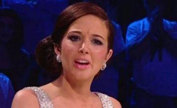 X Factor feud continues as Tulisa warns Misha B: Hands off Fazer