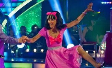 Strictly Come Dancing is my life, says EastEnders actress Anita Dobson