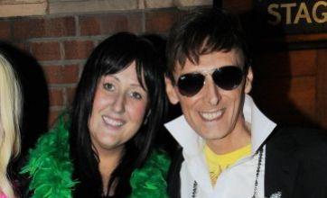 Sami Brookes backs Johnny Robinson to win the X Factor 2011
