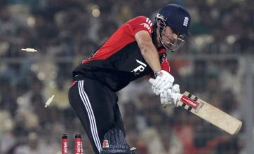 We blew it, says Alastair Cook as England are whitewashed by India