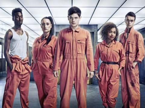 The creator of Misfits is launching new 'comedy horror' Crazy Faces on E4 and Netflix