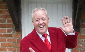 Keith Chegwin pulls out of Dancing on Ice after breaking three ribs