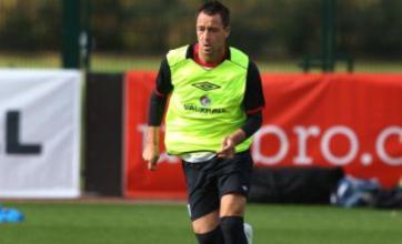 John Terry 'will be picked for England friendlies vs Spain and Sweden'