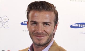 David Beckham calls for English boss for England national team
