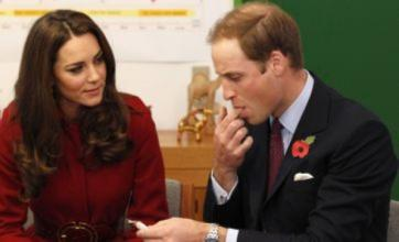 Kate Middleton pregnant rumours into overdrive after 'nut riddle' in Denmark