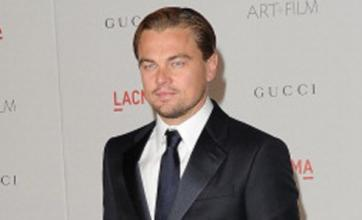 Leonardo DiCaprio 'checks out models' at Victoria's Secret party