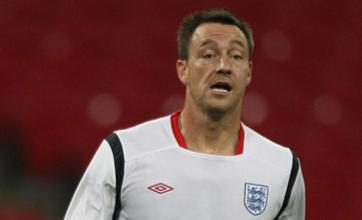 John Terry to return for England's friendly with Sweden