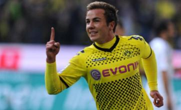 Arsenal to face competition from Juventus for Mario Goetze