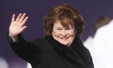 Susan Boyle knocks Florence and the Machine from album top spot