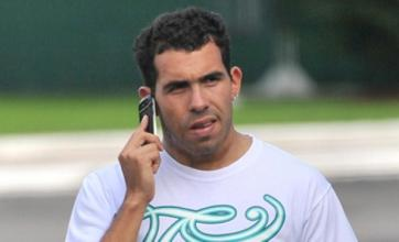 Carlos Tevez 'wanted by Inter and AC Milan'