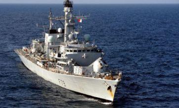 Royal Navy worries as cuts leave British waters unprotected