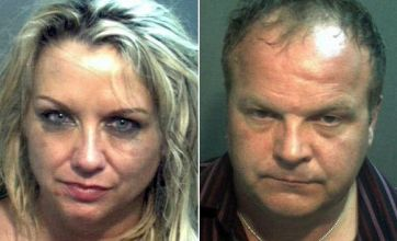 Millionaire couple arrested over 'sex act with another man in nightclub toilet'