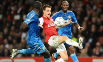 Theo Walcott: Arsenal's poor show vs Marseille not down to Chelsea game