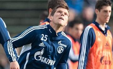 Klaas-Jan Huntelaar link to Manchester United rubbished by Schalke