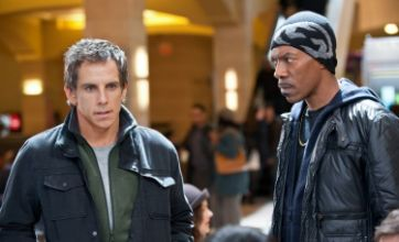 Ben Stiller and Eddie Murphy's Tower Heist aims at the mediocre middle
