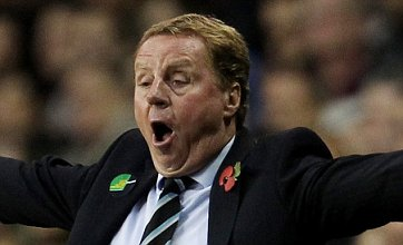 Harry Redknapp eager to get back to work after heart surgery