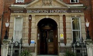 Royal Brompton hospital wins review of kids' unit closure