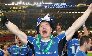 Ireland stunned as surgery rules Brian O'Driscoll out for six months