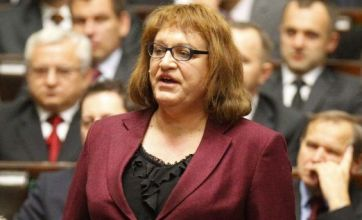 Polish parliament welcomes its first transsexual MP