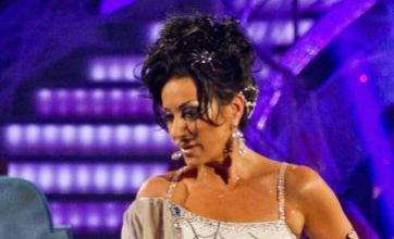 Nancy Dell'Olio joins Strictly Come Dancing celebs for national tour