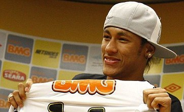 Neymar snubs Chelsea and signs for Real Madrid… on the new Pro Evo 2012