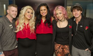 Amelia Lily, 2 Shoes, James Michael and Jonjo Kerr: X Factor vote revealed