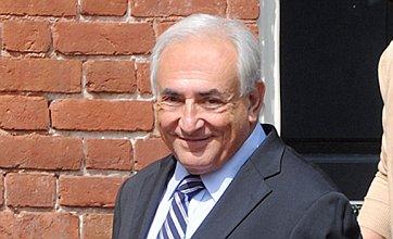 Dominique Strauss-Kahn 'sent friend swinger party sex texts'