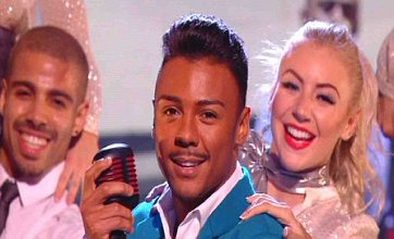 Marcus Collins becomes X Factor favourite as record betting expected