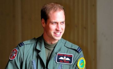 Argentina slams 'provocative' Prince William military posting