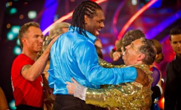 Audley Harrison: I would have quit Strictly Come Dancing this week