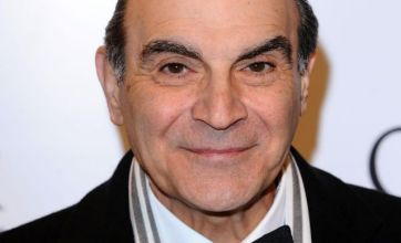 David Suchet reprises role as Hercule Poirot in final TV return