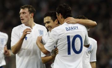 England triumph over Sweden in front of record low Wembley crowd