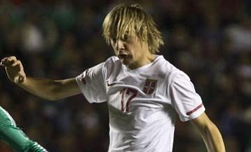 Milos Krasic's 'Premier League desire alerts Chelsea and Manchester United'