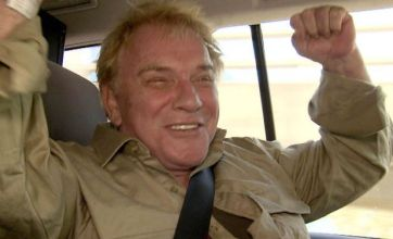 Freddie Starr mourned by I'm a Celeb fans as he leaves the jungle for good